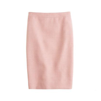 no 2 pencil skirt in serge wool pink 79 99 j
