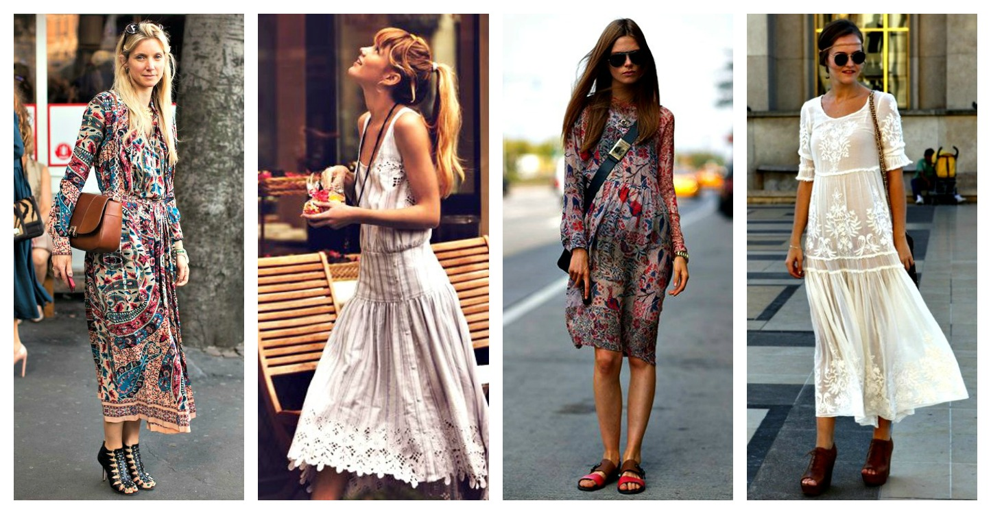 picture How to Dress Boho
